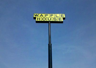 Waffle_House_SignPole_Installed